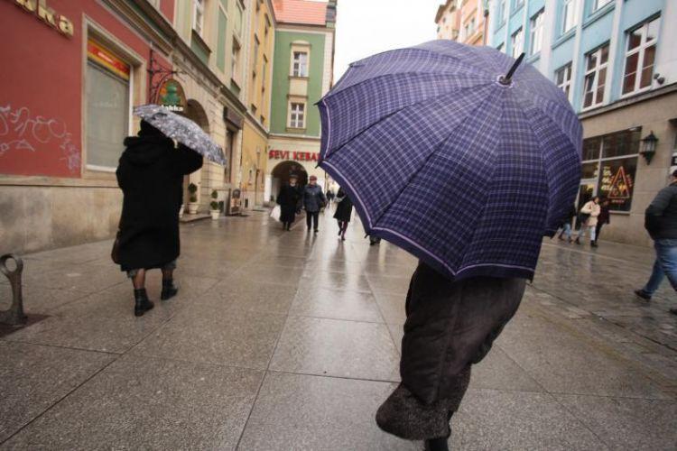 Załamanie Pogody We Wrocławiu Deszcz I Ochłodzenie Wwwtuwroclawcom