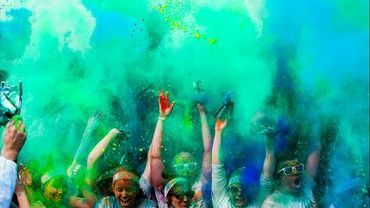 The Color Run w sobotę pokoloruje Wrocław