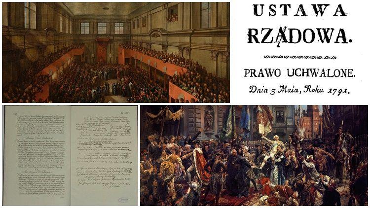 Konstytucja 3 maja. Sprawdź, co o niej wiesz? • Quizy • www.tuwroclaw.com