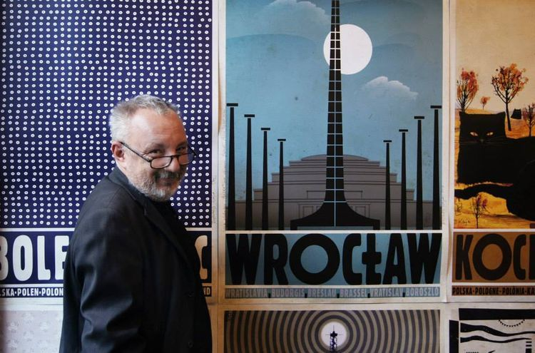 Zmarł Ryszard Kaja Autor Słynnych Plakatów Z Polskimi