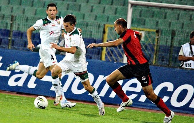 Amir Spahić (na drugim planie) jesienią już nie zagra.