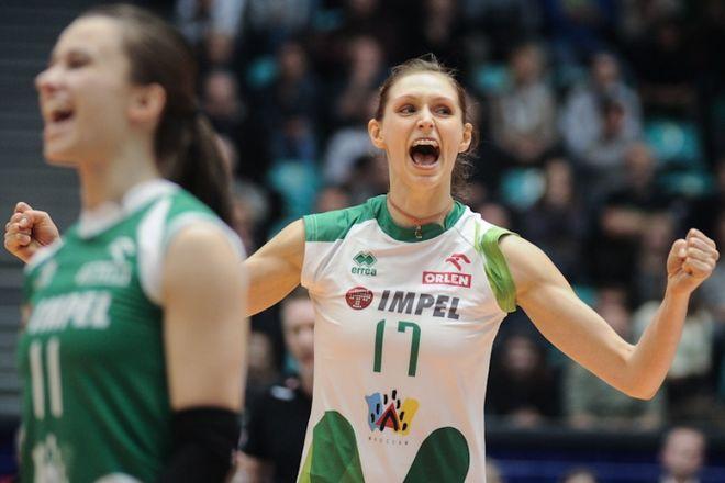 Joanna Kaczor - triumfowała w kategorii Sport