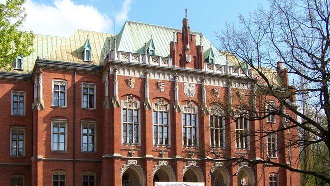 Uniwersytet Jagieloński.