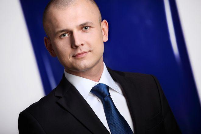 Krzysztof Przybysz z Ferratum Bank