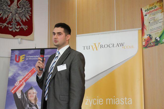 Jakub Karwowski z banku Nordea.