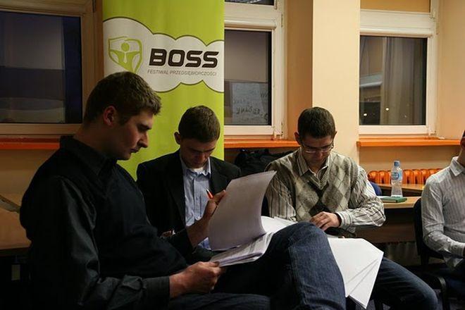 Szkolenie koordynatorów festiwalu BOSS 2010.