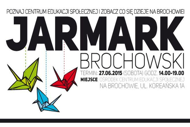 Jarmark Brochowski zaprasza
