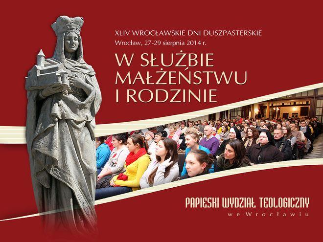 Wrocławskie Dni Duszpasterskie potrwają od 27 do 29 sierpnia