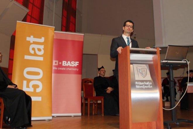 Dyrektor Zarządzający BASF Polska, Andreas Gietl