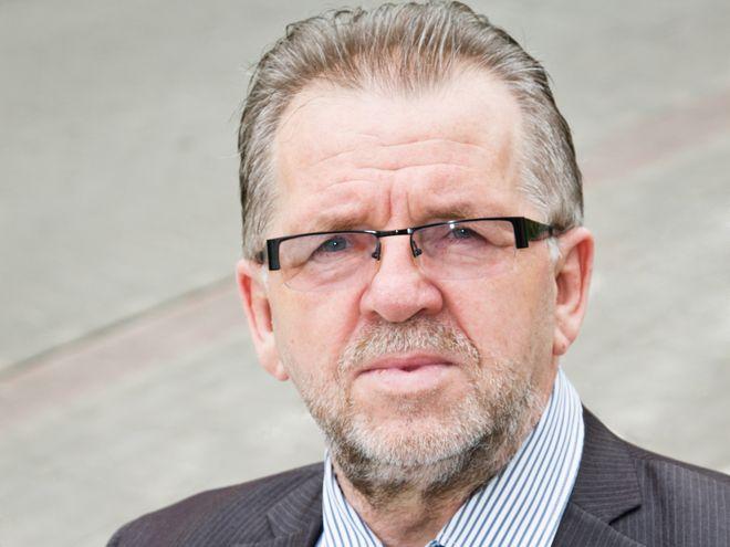 Dr Eugeniusz Rzepecki z WSB