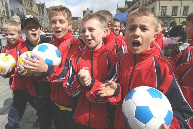 Wrocławscy uczniowie poszerzą swoją wiedzę o Euro 2012
