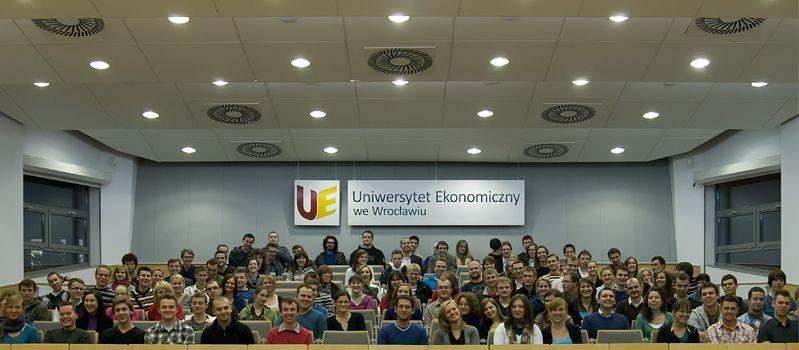 Na Uniwersytecie Ekonomicznym mogą kształcić się nie tylko osoby pełnoletnie