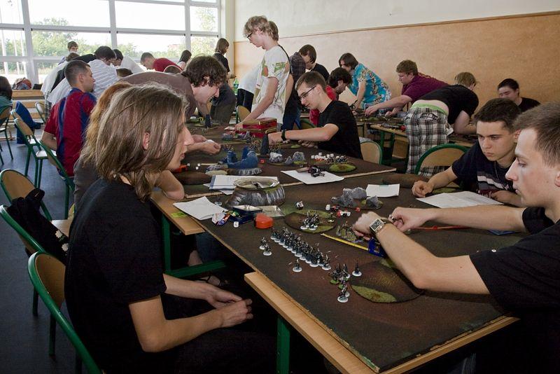 We Wrocławiu działa klub gier planszowych i logicznych, Joanna Kaucz