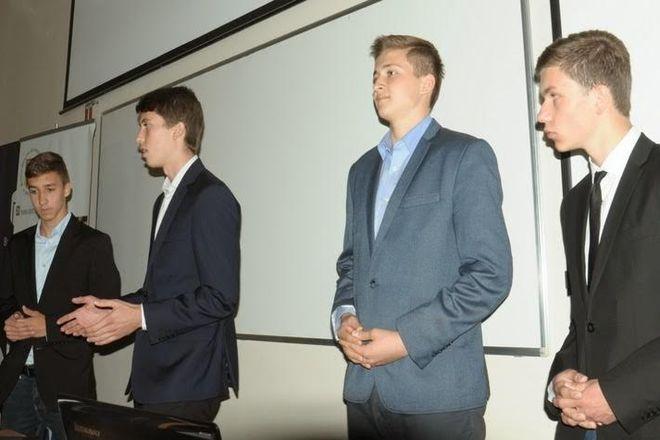Konkurs zorganizowano w WSB