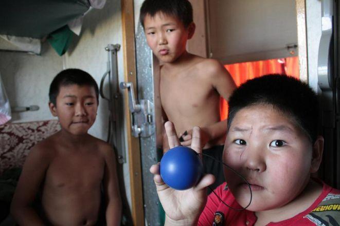 Zdjęcia z wyprawy MongoliAng.