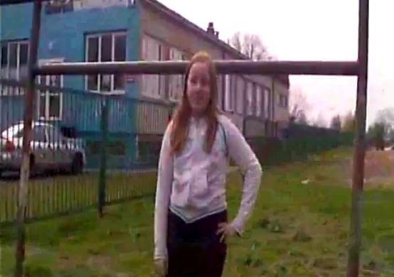 Kadr z filmu o Brochowie.