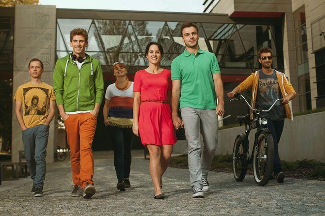 Studenci PWr