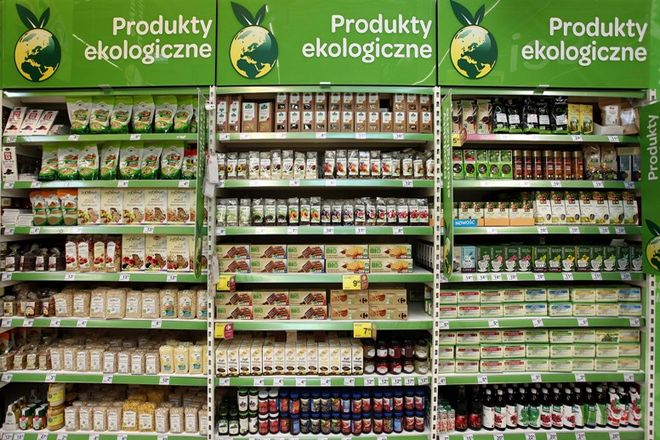 Produkty ekologiczne zyskują na popularności