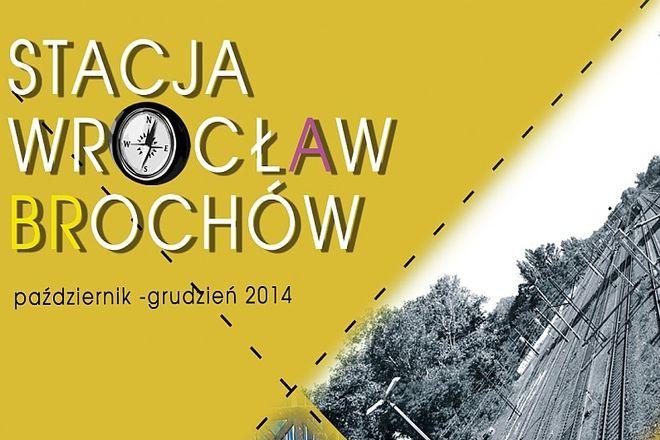 Projekt Stacja Wrocław-Brochów