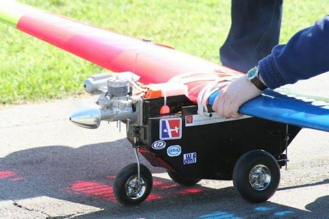 Ekipa z PWr już od wielu lat projektuje modele samolotów