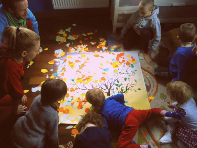 Zabawa, która uczy i rozwija maluchy