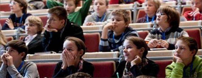 Dzieci to znakomici słuchacze