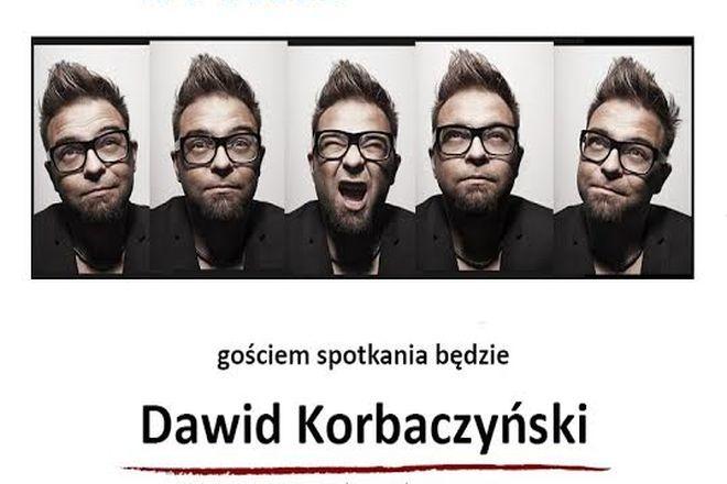 Zajęcia poprowadzi Dawid Korbaczyński