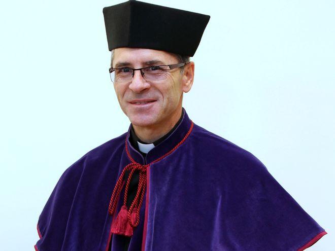 Ksiądz profesor Włodzimierz Wołyniec