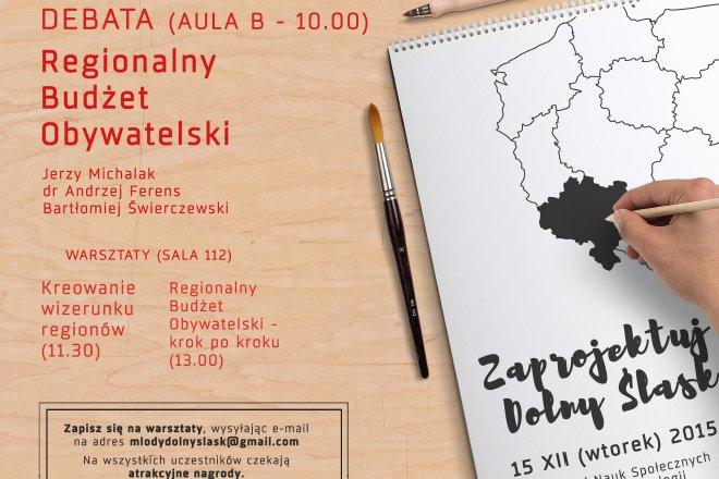 Zaprojektuj Dolny Śląsk