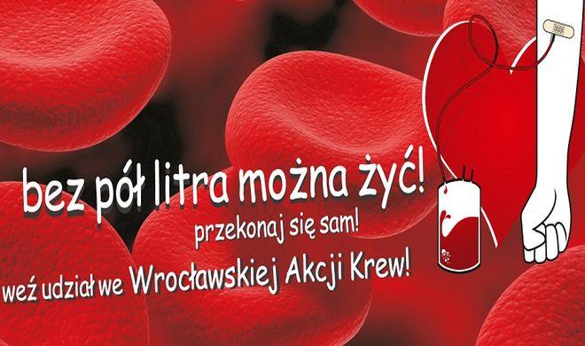 Zbiórki krwi w Sky Tower zaplanowano też 12 i 26 sierpnia oraz 9 września