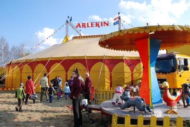 Przez cały weekend wrocławianie będą mogli wybrać się do cyrku Arlekin