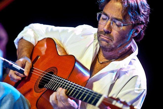 Al Di Meola legenda gitary zagra 1 maja we Wrocławiu