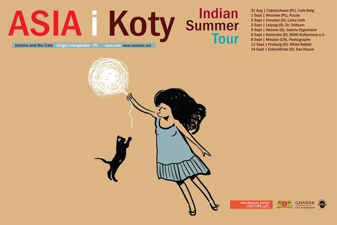 Asia i Koty