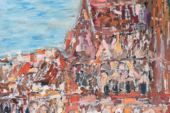 Wystawa malarstwa Piotra Gardeckiego