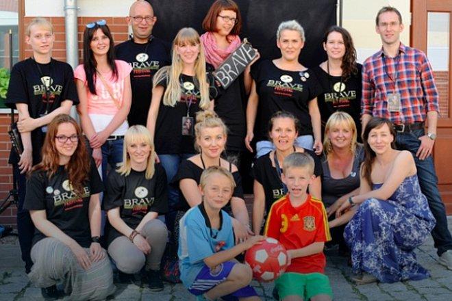 Rozpoczęła się rekrutacja wolontariuszy do 12. edycji Brave Festival