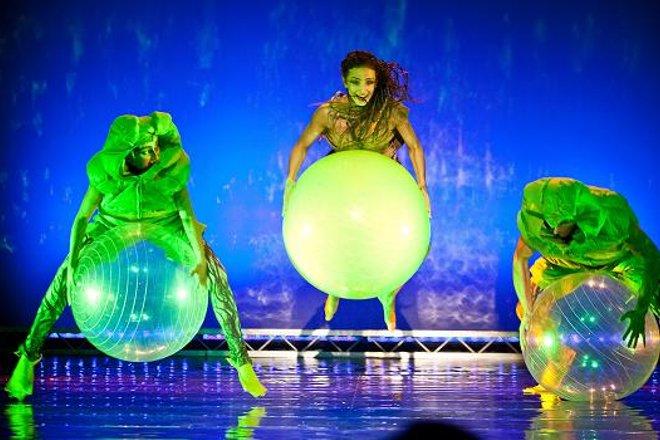 ''Mikrokosmos'' w Teatrze Pantomimy