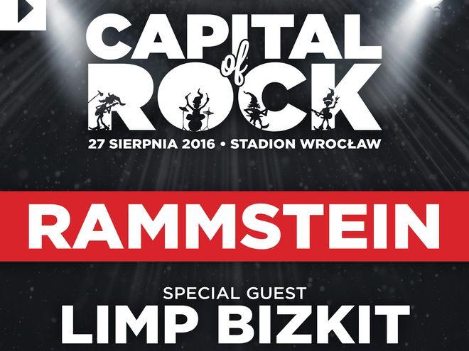 Capital of Rock odbędzie się 27 sierpnia