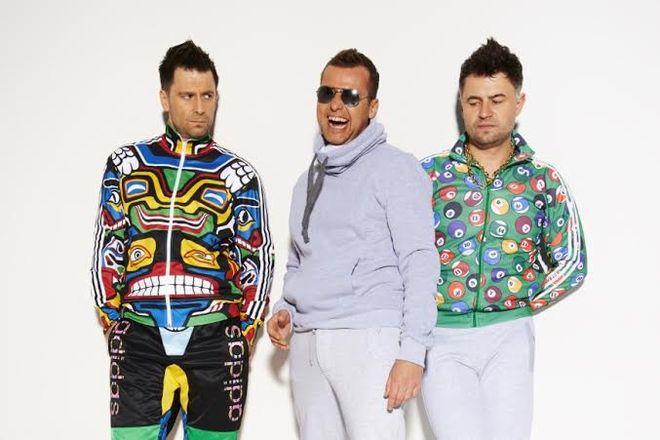 Kabaret Paranienormalni w stylu disco
