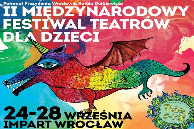 II Międzynarodowy Festiwal Teatrów Dla Dzieci