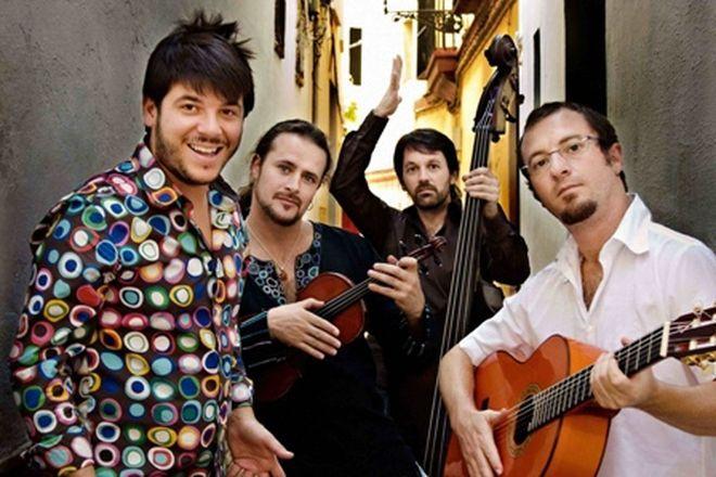 Na początek zaprezentuje się grupa Ultra High Flamenco