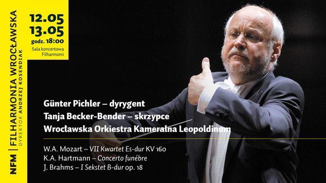 Dyrygent Günter Pichler