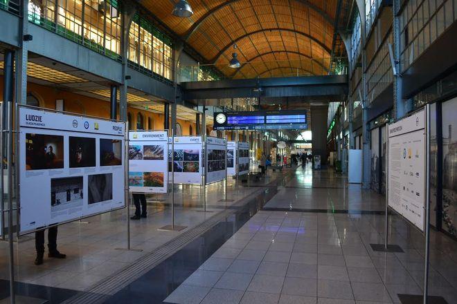 Wystawę można oglądać od wtorku