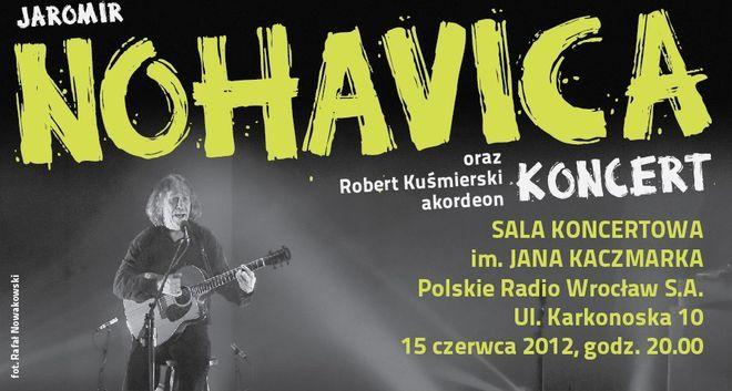Podczas koncertu Jaromirowi towarzyszyć będzie znakomity polski akordeonista Robert Kuśnierski