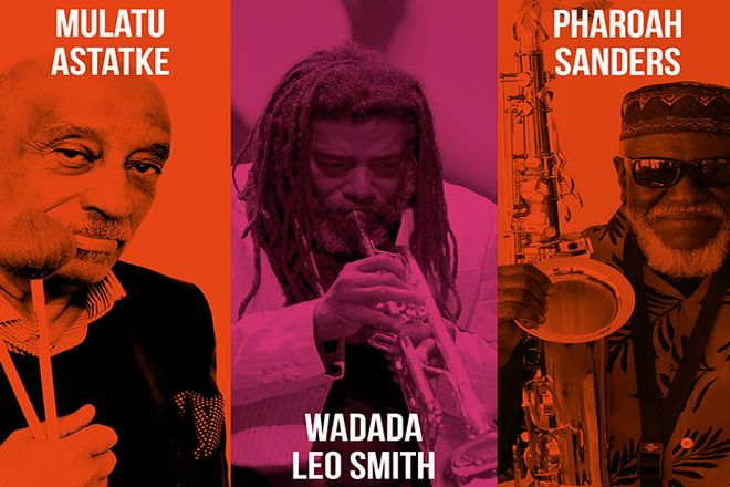 Pharoah Sanders, Mulatu Astatke, Wadada Leo Smith, Nate Wooley, Erik Friedlander gwiazdami tegorocznej edycji
