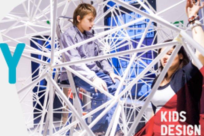 Kids Design Space – Dzieci Projektują Przestrzeń