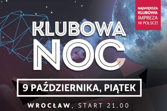 Klubowa Noc we Wrocławiu