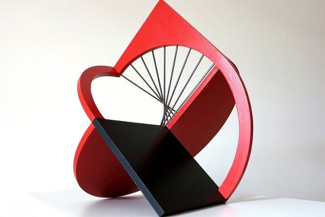 Wystawa i instalacja świetlna Sławomira Brzoski