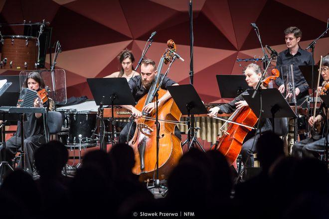 Festiwal MusicaElectronicaNova pierwszy raz odbył się w Narodowym Forum Muzyki