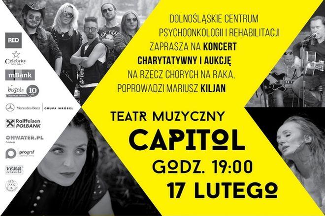 Koncert odbędzie się 17 lutego