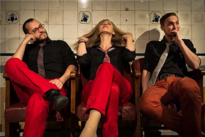 Magda Brudzińska Klezmer Trio